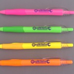 Publicidade em canetas