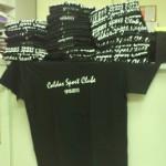 Publicidade em t-shirt