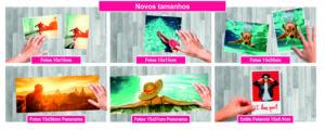 Kiosk para impressão de fotos